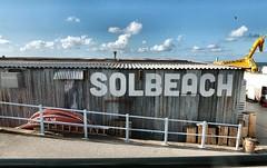 Solbeach (Gerard Stolk (vers la Fête du Roi)) Tags: pier boulevard scheveningen denhaag haag thehague solbeach lahaye