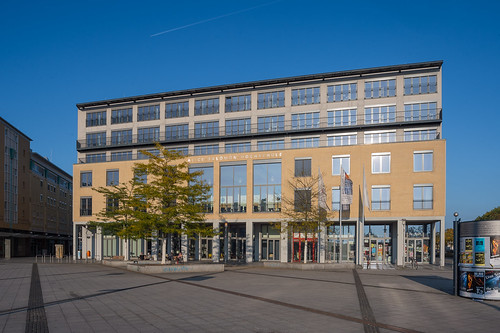 Alice-Solomon-Hochschule Foto: Ole Bader
