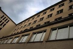 Prora (_dankhn) Tags: sky building abandoned clouds germany deutschland wolken balticsea historic rgen ostsee gebude binz mecklenburgvorpommern abandonedplaces prora kdfseebad
