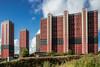 Red Road Flats (agataurbaniak) Tags: scotland pc nikon glasgow 28mm demolition flats nikkor ais d600 redroad nikkor28mm35 redroadflats perspectivecontrol pcnikkor nikond600 nikkor2835 28mm35 28mm35pc nikkor28mm35pc nikkor2835pc