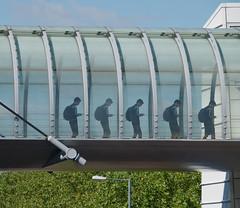 IMGP0510-0514 (mattbuck4950) Tags: england london europe unitedkingdom bridges september randompeople canarywharf railways docklandslightrailway 2015 poplardlrstation compositeimages londonboroughoftowerhamlets lenssigma18250mm camerapentaxk50