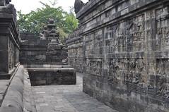 Jogja 1295 (raqib) Tags: architecture indonesia temple java shrine buddha stupa buddhist relief jogja yogyakarta yogya buddhisttemple borobudur basrelief magelang candi javanese mahayana buddhistmonastery borobudurtemple djogdja sailendra djogdjakarta