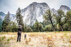 Kim & Sophie Yosemite Valley
