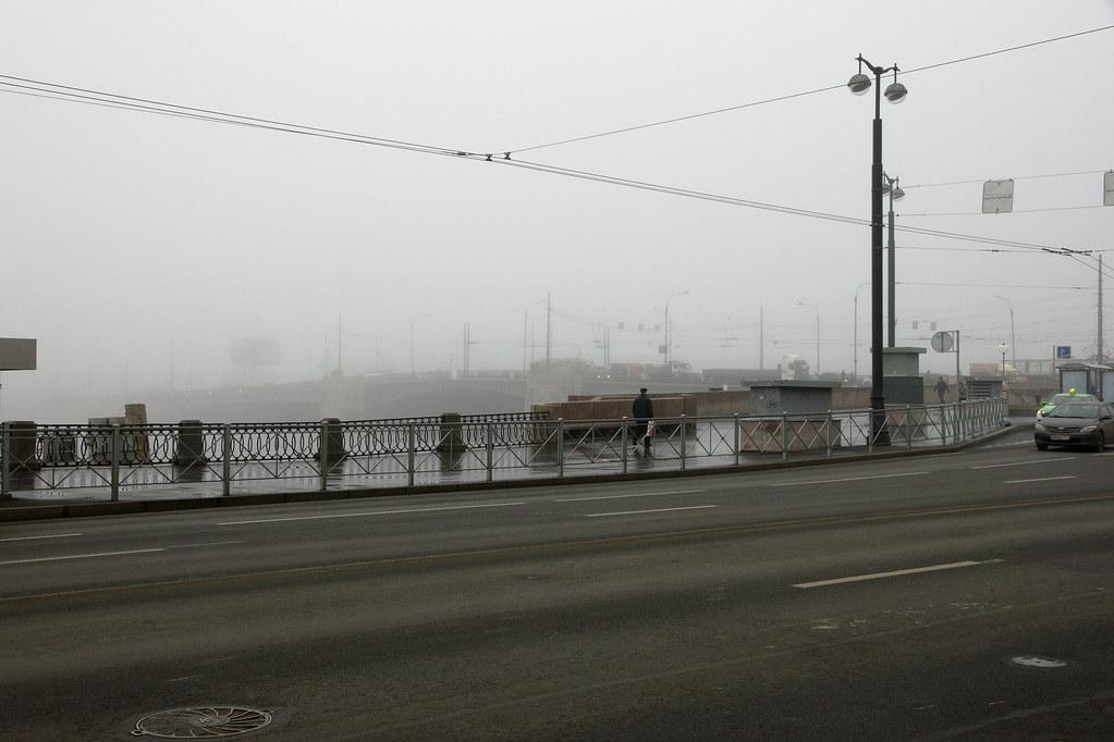 фото: Туманный мост