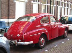 1963 Volvo PV 544 C B18 Sport (rvandermaar) Tags: sport volvo c b18 1963 pv544 volvopv544 mp1062 sidecode1