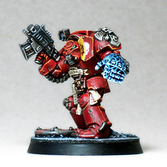 Brother Aphrae (Duca Strige) Tags: infantry angel blood 40k warhammer terminator squad alphaeus deathstorm