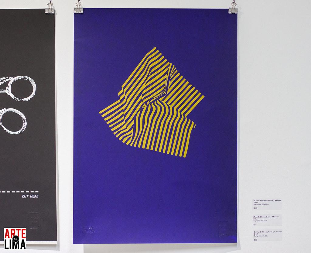 C. Tola, G. Olivera, O. Isis y T. Navarro - Bazarte 10 - Fundación Euroidiomas