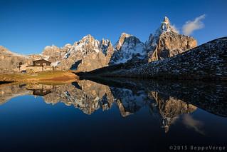 Baita Segantini - Dolomiti