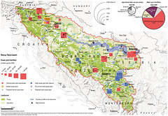 Nexus Sava basin (Zoï Environment Network) Tags: city chart plant public water ecology fruit forest river energy europe power traffic map bosnia serbia grain croatia nuclear vegetable terminal basin meat problem soil potato slovenia diagram use land electricity production environment geography nut agriculture dairy population eastern issue economy thermal irrigation nexus montenegro sava piechart capacity hydropower demography hydrology riverbasin