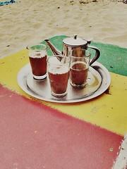 Th  la menthe (Xeleeee) Tags: travel holidays marruecos bigbeach mirleft lemaroc rookiecam lemarocquejaime