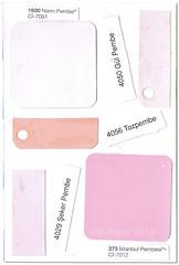 from Meral Aar (tofuart) Tags: pink art mixedmedia mailart pembe pinkweek