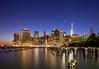 Manhattan (Marchelo13) Tags: nyc water skyline skyscraper lights nightshot nightlight manhattanskyline manhattanatnight manhatta nycatnight newyorksunset