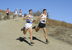 Stride for stride (Noah Carr) Tags: california ca sport fight athletics hill competition running run downhill hills crosscountry xc athlete endurance ventura invitational willpower courage determination cif mtsac athleticism danahills ciffinals roadtostate