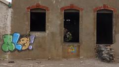 Argentiera's Mine (robertobassu) Tags: sardegna old windows sea italy beach window nature trekking vintage ancient mine italia mare sardinia oldstyle style natura finestra graffitti rap antico alghero finestre camminare miniera argentiera
