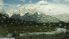 Rain in Grand Teton (artabracelta) Tags: road park summer usa naturaleza lake inspiration mountains art nature rain rio america river lago lluvia nikon montana view arte native snake rocky peak grand paisaje jackson national panoramica americans yellowstone wyoming teton montaña overlook grandteton mirador pintura eeuu schwabacher d5100