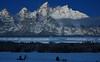 Pre-Dawn Teton (DigitalSmith) Tags: tetons grandtetonnationalpark mountains wyoming