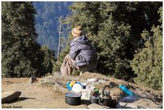 Chaiwala Chai!! (Urvesh Jhaveri) Tags: temple tea chai pohlani pir pinjal range dalhousie himachal pradesh