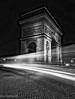 The Arc de Triomphe de l'Étoile Black and White (Loopylou2u) Tags: paris france architecture olympusmzuikodigitaled1240mmf28pro olympusomdem5ii arcdetriomphe hdr