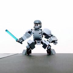 Drifter (Alex Kelley) Tags: lego moc toy design action figure minifig robot astronaut sci fi