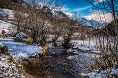 camin del Lago del valle (ton21lakers) Tags: lago valles somiedo asturias spain canon tamron toño escandon paisaje naturaleza nieve rio