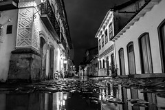 Paraty-RJ (Davidson Santiago) Tags: bemflickrbembrasil brazil brasil paraty riodejaneiro história centrohistórico chuva noite