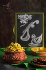 Bhoger Khichuri (Rimli D) Tags: foodstyling foodphotography foodporn indianfood indianfestivals darkphotography indianstaples