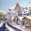 Jonathan Chapman, Matterhorn (In Blue) [Through Etsy] (onno de wit) Tags: matterhorn wallis switzerland schweiz suisse oberwallis zermatt svizzera