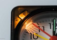 """Light in the """"Corner"""" MM (edvk49) Tags: corner macro macromondays clock klok time tijd seconden seconds minutes minuten hour uur uren hours wakeup"""