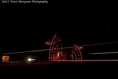 2007-08-14 BNSF Needles Sub Westbound Freight with Crossing Gates RT Berryman (Travis Berryman) Tags: bnsf needlessub desertrailroading bagdad cadiz siberia
