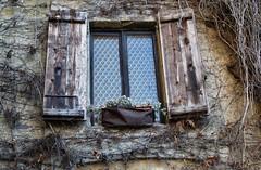 MILANO-Old window in front of Naviglio (danielerossiphoto) Tags: finestre mercati milano