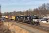 A View Good Enough for a Tower Operator (sully7302) Tags: norfolk southern ns h08 h70 tier nj transit metro north emd sd70acu sd60i c449w waldwick yard wc interlocking new jersey tower train railroad rail transport