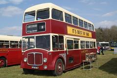 PFN 867 (Gricerman) Tags: pfn867 aecregent eastkent southeastbusfestival detling