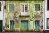Faial, Azores (2:12) Tags: horta street art wheat paste 212 twotwelve aerosol paint stencil