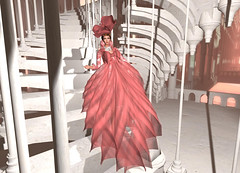 LuceMia - Virtual Diva Couture (MISS V♛ ITALY 2015 ♛ 4th runner up MVW 2015) Tags: virtualdiva sl new fashion models creation lucemia pose baxe