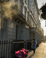 Against the Sun (OzzRod) Tags: pentax k1 hdpentaxdfa2470mmf28wr street intothesun backlight steam london