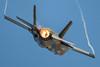 lightning strike (Nick Collins Photography, Thanks for 2.1 million v) Tags: lockheed martin f35a lightning ii aircraft airshow aviation nellis nation usaf usa canon 7dmk2 500mm afterburner afb nevada las vegas