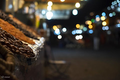 because the night (_esse_) Tags: night dates lights bokeh chair spices 35mmf14