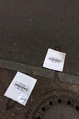 show end (domit) Tags: berlin germany seek bags eastpak floor