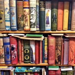 At Cracked & Spineless New & Used Books