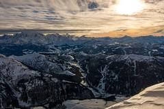 Above the Valley (Sébastien Locatelli) Tags: snow mountains alps montagne alpes canon la snowy fields neige alpen peaks savoie montblanc haute s110 clusaz 2015 sommets sébastienlocatelli