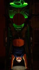 Trevor Handstand