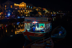 Offshore Meeting (Max_Pop) Tags: travel night river photography nikon asia offshore meeting an vietnam hoi d7000