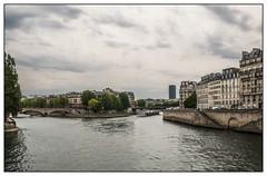Berges de Seine - Riberas del Sena en París