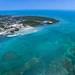 Caye Caulker Belize drone