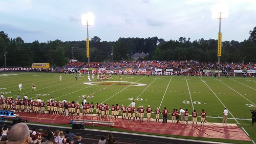 "Brookwood Vs. Parkview Sept 11, 2015 • <a style=""font-size:0.8em;"" href=""http://www.flickr.com/photos/134567481@N04/20716526584/"" target=""_blank"">View on Flickr</a>"