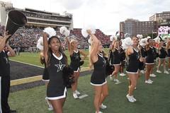 DSC_0805 (bgresham67) Tags: dance team cheerleaders dancers dancer vanderbilt cheer cheerleader cheerleading vanderbiltcheer