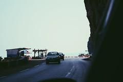 Road trippin'. (sarahb.1) Tags: road sea coast algeria nikon mediterranean roadtrip algerie algrie jijel d3100