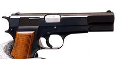 Browning Hi-Power 9mm (1) (Rezz Guns (AZ GUNS-R-US)) Tags: rifle cal pistol match guns revolver 50 colt barrett fn browning firearm beretta 380 amt officers grips automag herstal bonehill