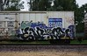 Enron (quiet-silence) Tags: railroad art train graffiti railcar unionpacific graff freight reefer enron chilledexpress armn fr8 vts armn923008