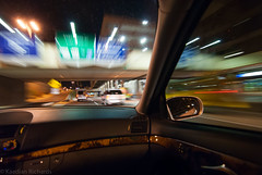 Night Drive (kaed.richards) Tags: city urban phoenix night drive nikon driving tokina d200 1116mm